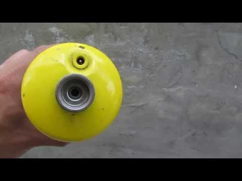 How to make a Valve opener tool for propane canister, car tires, and bicycle tires