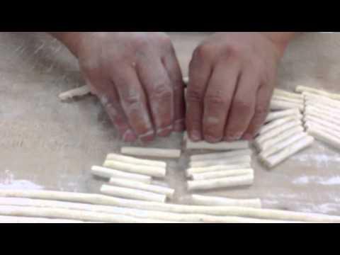Making Pasta: Cavatelli