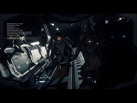 SC PTU 3.0.0AP - Rytack Takes 12-16 Stranded Players From Port Olisar to Grim Hex