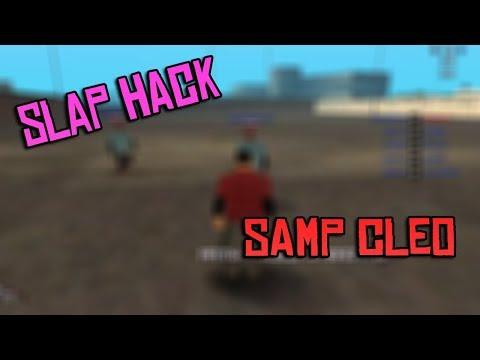 [SA-MP] Slap Hack!! Troll Players!!