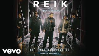 Reik - Qué Gano Olvidándote ft. Zion & Lennox (Versión Urbana) [Audio]