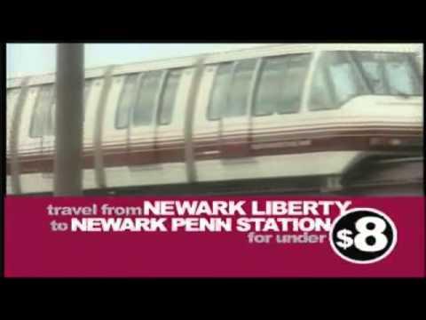 AirTrain Newark: Fast, Reliable, Affordable Video -Newark Airport Transportation/ Rail (PANYNJ)