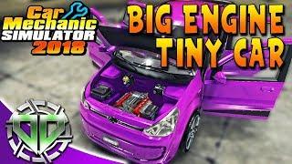 Car Mechanic Simulator 2018 - Story Order - Salem Flamo [PC\HD]