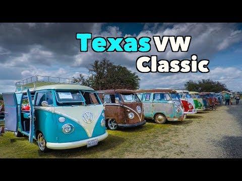 Texas VW Classic 2017 Car Show!