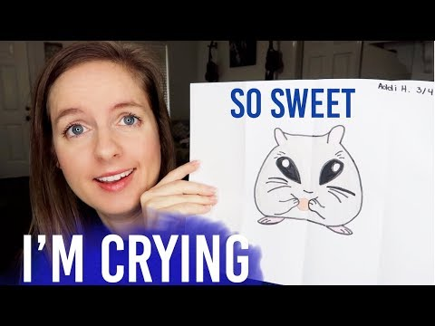 Opening Fanmail & Sorry, I Made A Mistake