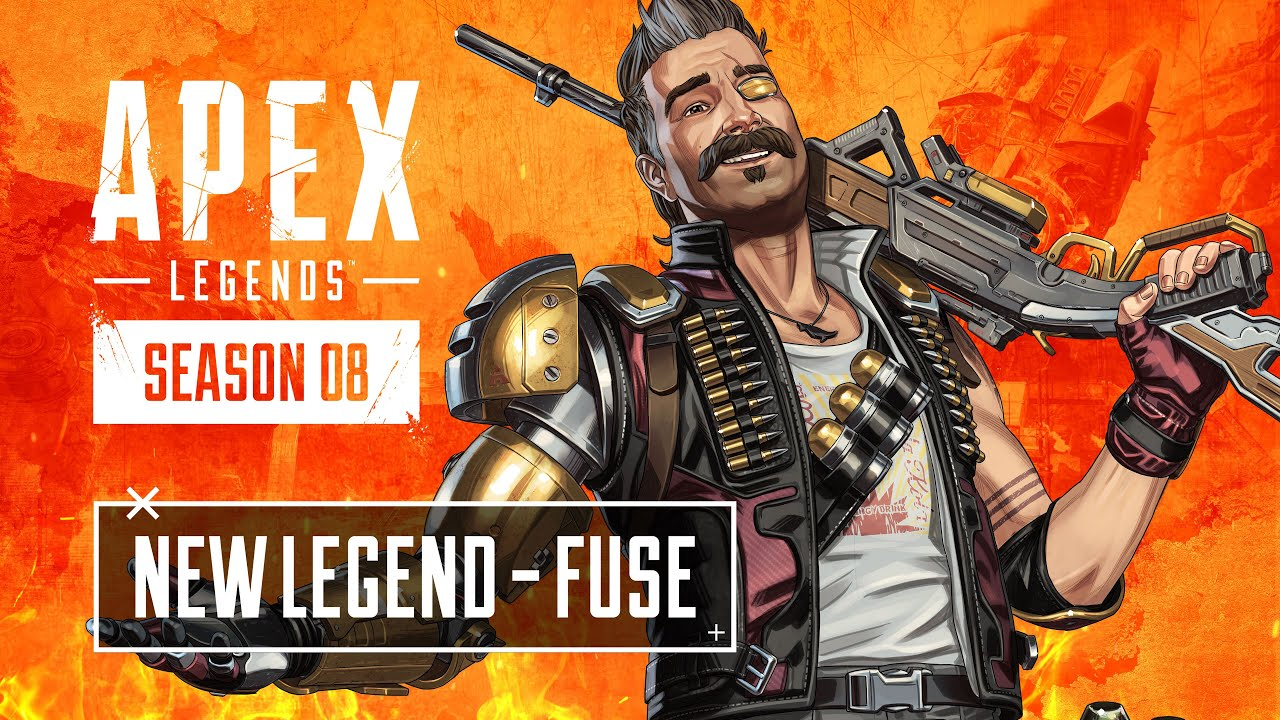 Meet Fuse – Apex Legends Character Trailer