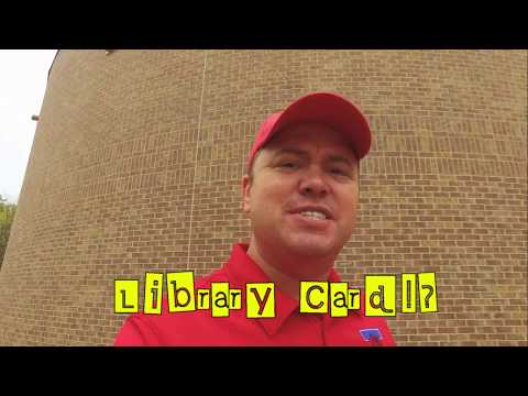 Walking With Bob - Library Card