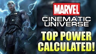 Download How Powerful is the MCU Thor? Video