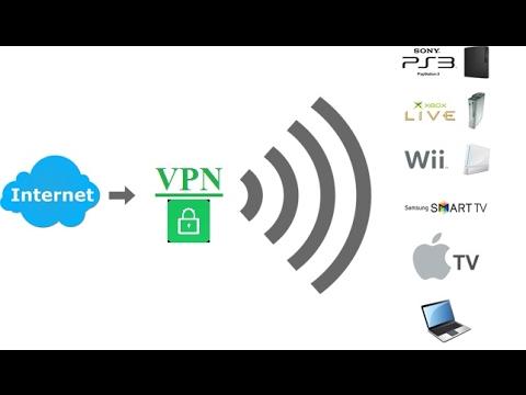 Share VPN Connection Via Windows 10 Hotspot!