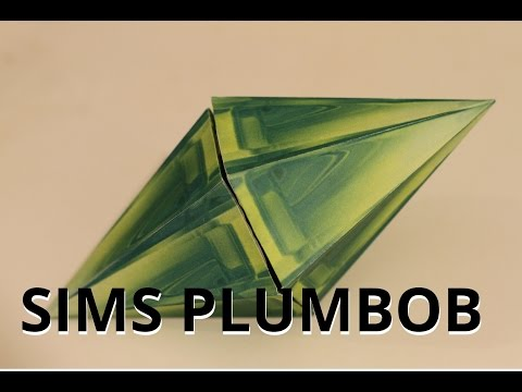 DIY SIMS Plumbob halloween costume