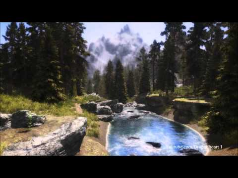 Skyrim Console Settings VS Pc Modded (Environment)