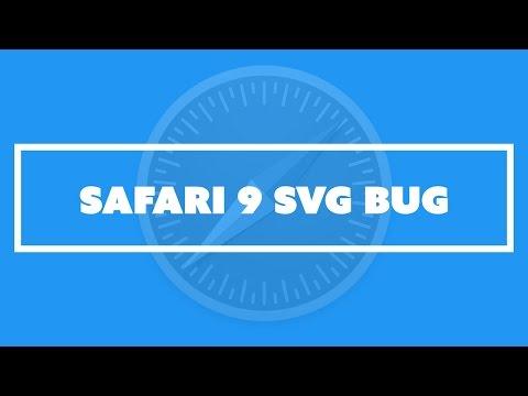 #70: ACHTUNG Safari 9 SVG Bug