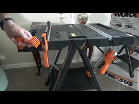 WORX PEGASUS portable worktable