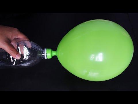 How to make an air pump at home