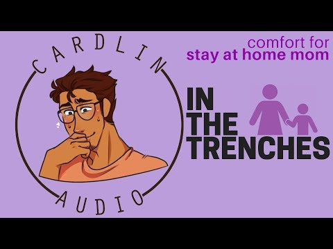 ASMR Roleplay: In the Trenches [Comfort for moms having a bad day] [Husband Roleplay]