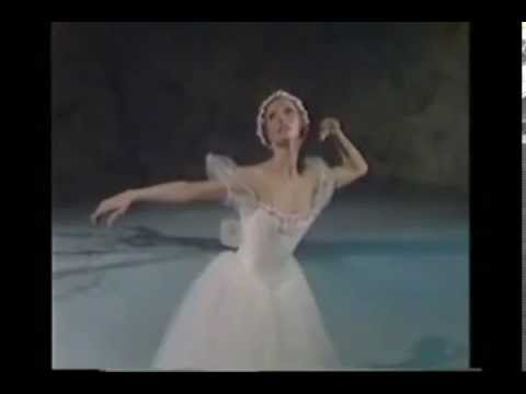 Natalia Makarova   'Prelude' from 'Les Sylphides'