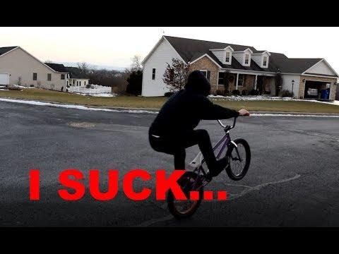 Do I still ride BMX?