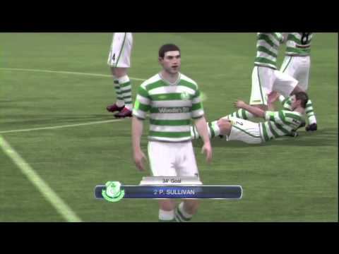 FIFA 12 - How to play with Shamrock Rovers - Awesome Goals!  - Episode 3 - Gameplay/Commentary
