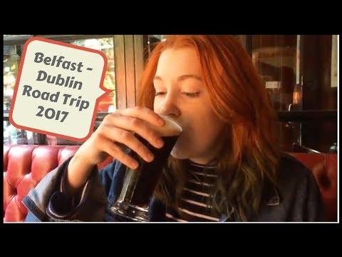 Road Trip Belfast to Dublin