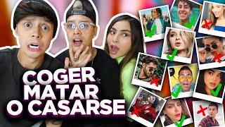 COGER MATAR O CASARSE ft Mario Ruiz - La Mafe Mendez | Paisa