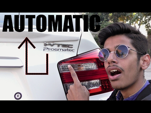 Learn to Drive an Automatic Car like a PRO!