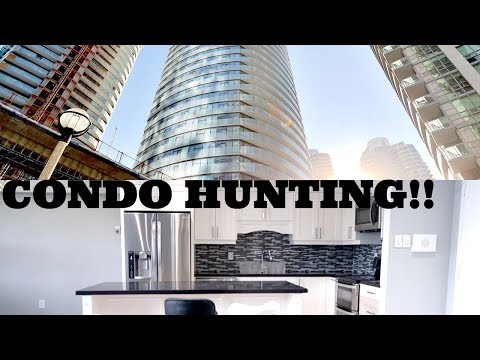 VIEWING CONDOS IN TORONTO!!