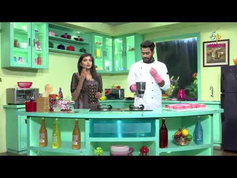 Jain schezwan sauce | At Home | 21st March 2018 | ETV Abhiruchi