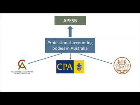 EG Module 1 - Co-regulation of the accounting profession