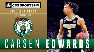 Carsen Edwards dominated in March Madness but will it translate? | 2019 NBA Draft | CBS Sports HQ
