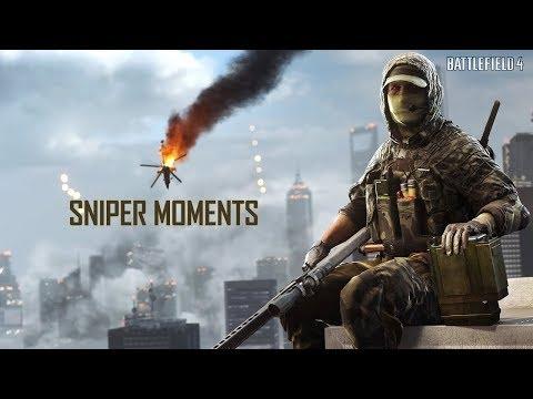 Best Battlefield Sniper Moments