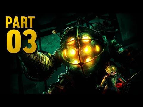 BIOSHOCK REMASTERED Walkthrough - Part 3 - INCINERATE! (Xbox One Gameplay)