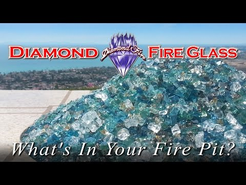 Illustrious Premixed Diamond Fire Glass ®