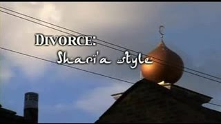 Divorce: Sharia Style (english)