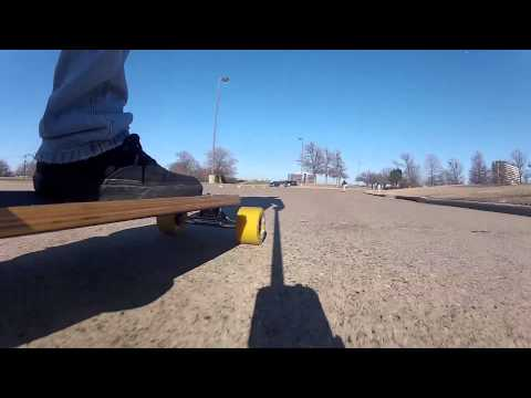 Mild Richardson Downhill Skate Video - YAM