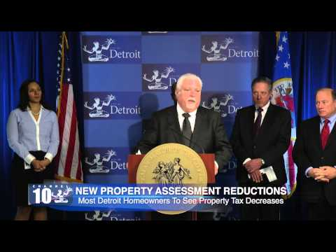 NEW PROPERTY ASSESSMENT REDUCTIONS