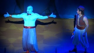 """Aladdin: A Musical Spectacular"" full final performance at Disney California Adventure"