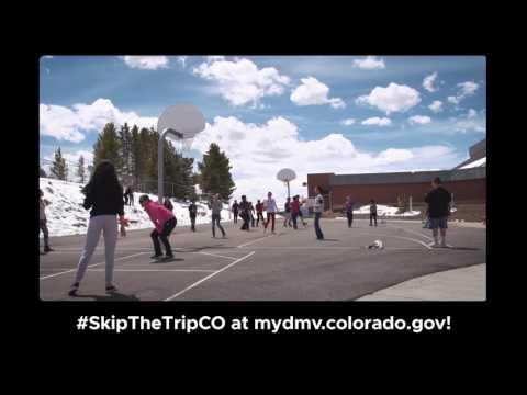 DMV #SkipTheTripCO