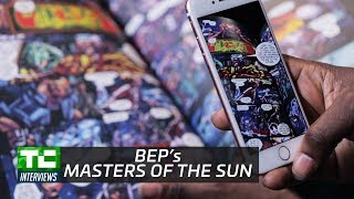 Black Eyed Peas' Comic Masters of the Sun Gets AR/VR Treatment