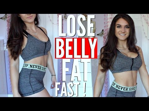 How To Lose Belly Fat in 1 WEEK  | How To Lose Weight FAST !!