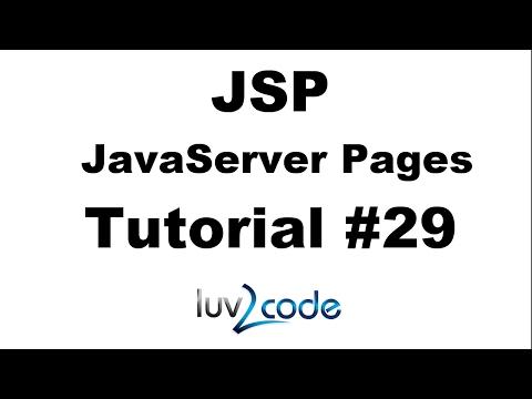 JSP Tutorial #29 - Read HTML Form Data with Servlets - Part 1