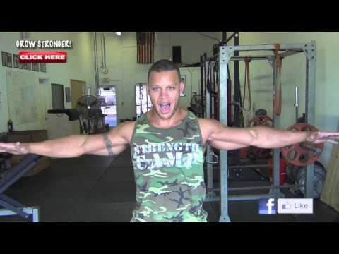 Exercises that Build Energy