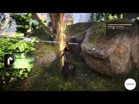 Dragon Age: Inquisition - How To Find Landmarks