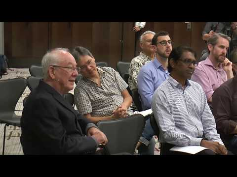 W. Brian Arthur's lectures - Day 1, 28 Mar '18