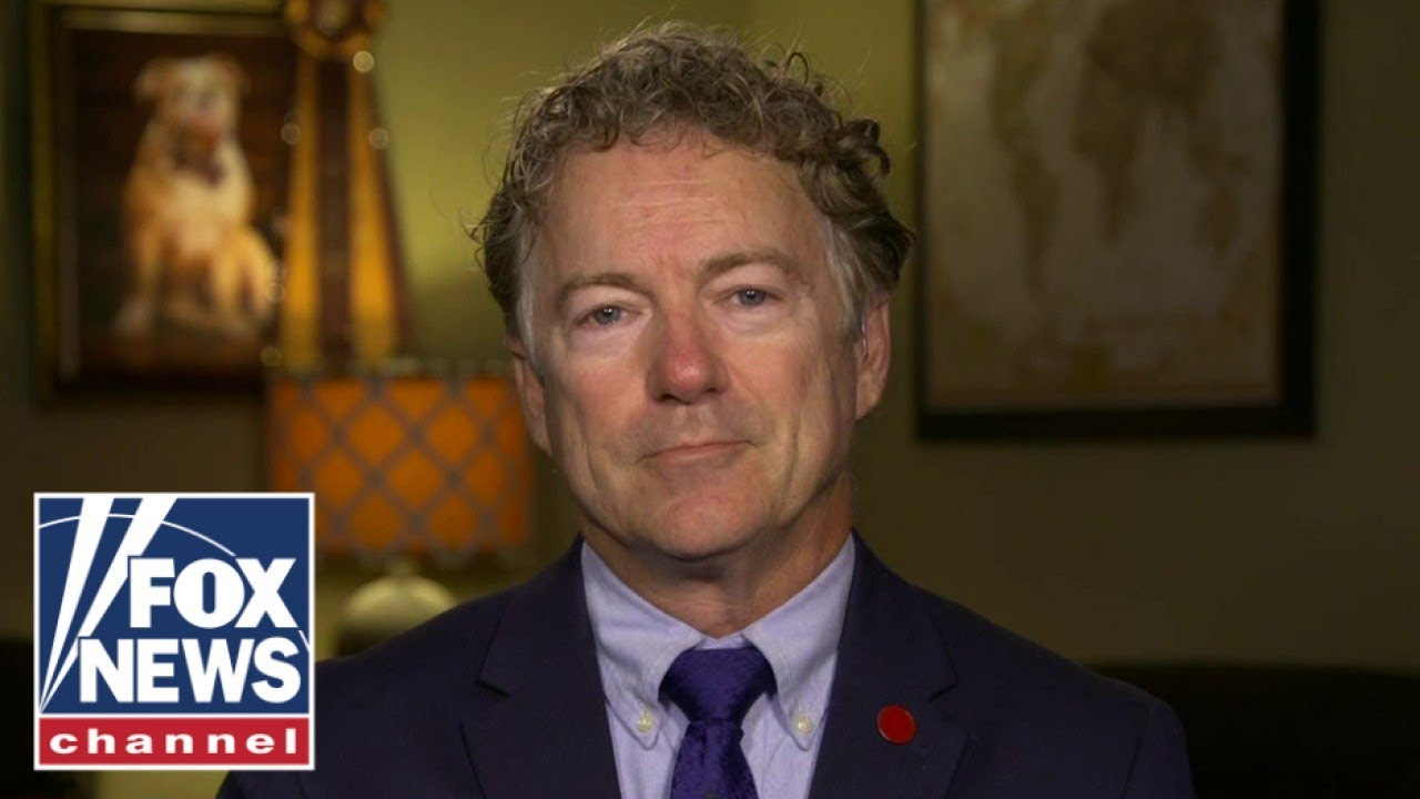 Rand Paul on whether there's 'criminal culpability' regarding Dr. Fauci
