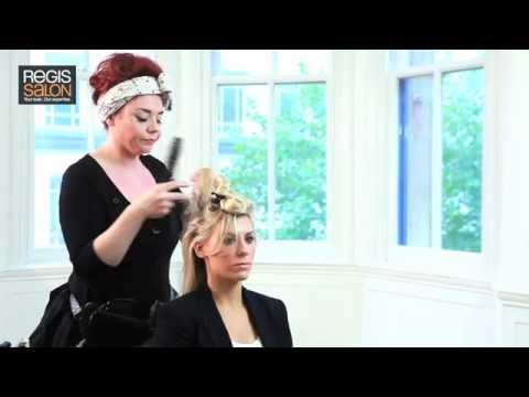 Create High Volume Curls with ghds -- Hair Tutorial Video