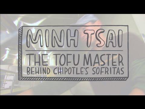 Meet Minh Tsai: The Tofu Master Behind Chipotle's Sofritas