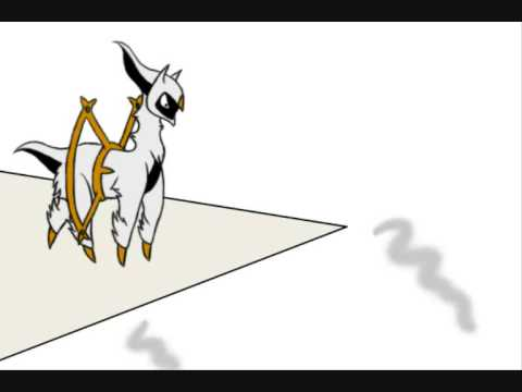 You can't catch Arceus