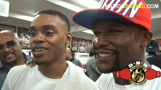 Download FLOYD MAYWEATHER ANNOUNCES THE MANNY PACQUIAO REMATCH WILL NOT HAPPEN Video