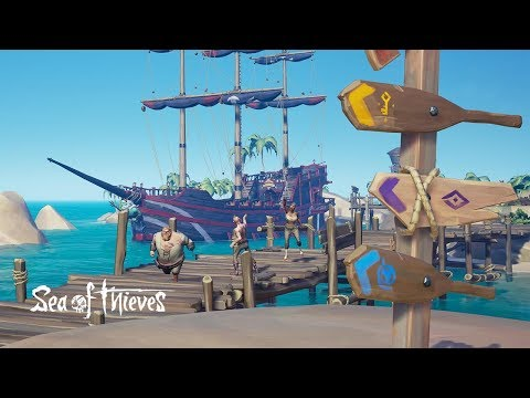 Everything You Need to Know About Sea of Thieves