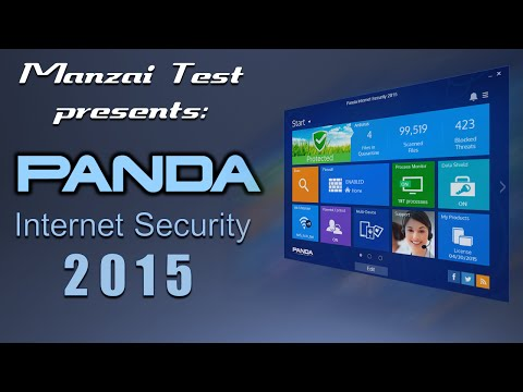 [Test Musical] Panda Internet Security 2015